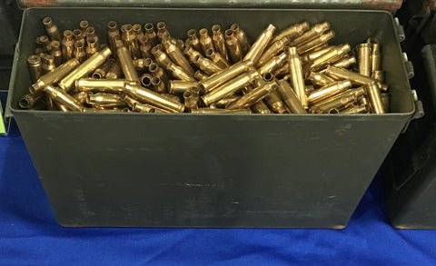 5.56 LC Brass + M19A1 can -- Processed (~700 ct)