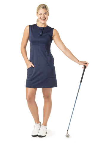 hollywood golf dress front