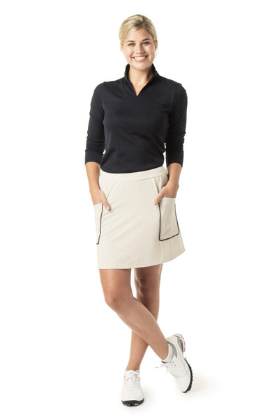 skort with pockets