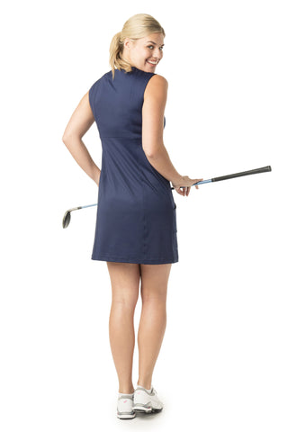 hollywood golf dress back