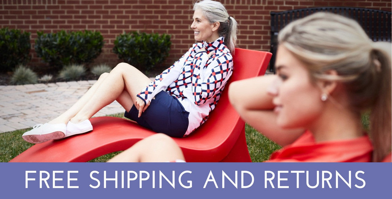 Free Shipping and Returns!