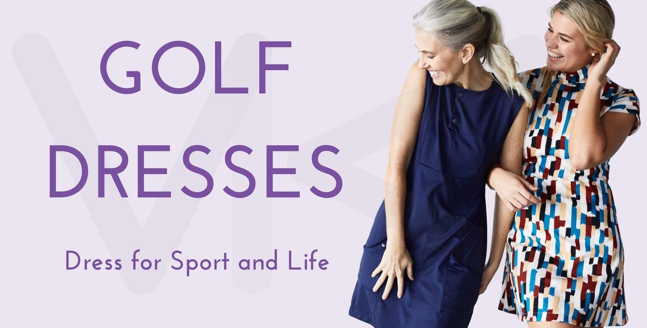 women's golf dresses