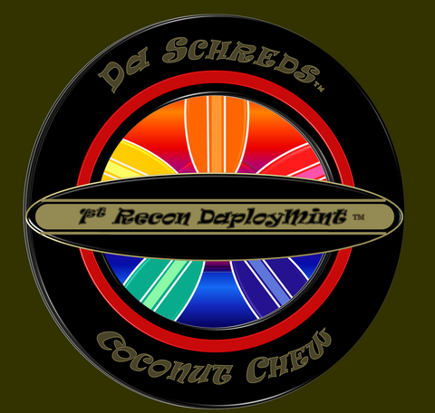 Da Schreds™ Coconut Chew - 1st Recon DaployMint™