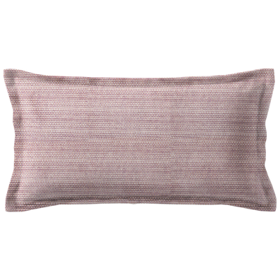 Satuday House Ojai Cashmere Lumbar Pillow: Orchid