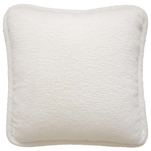 Saturday House White Cloud 9 Pillow - White Terry