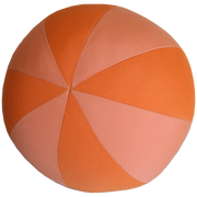 Saturday House Melon (Orange) Ball Pillow
