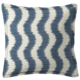 Signal Pillow: Blue
