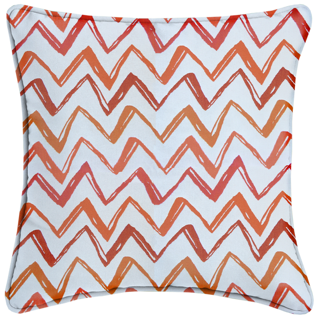 Saturday House Zig Zag Pillow