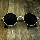 Vintage Gothic Steampunk Embossed Side Shields with Intricate Details Black Frame Sunglasses - NikkiEyewear.com - 6