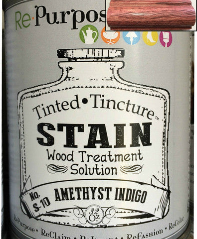 RePurpose Tinted Tincture Wood Stain - Niche Market Furniture - 10