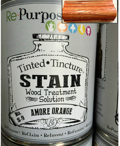 RePurpose Tinted Tincture Wood Stain - Niche Market Furniture - 9