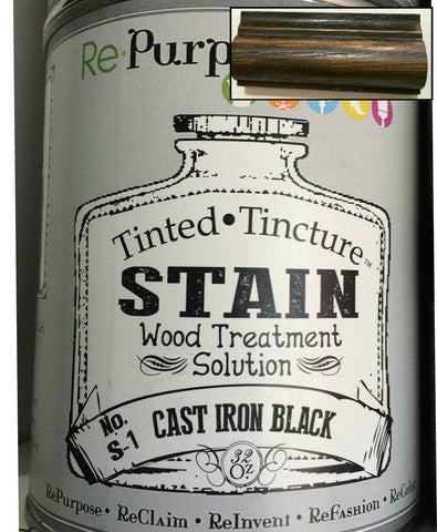 RePurpose Tinted Tincture Wood Stain - Niche Market Furniture - 1