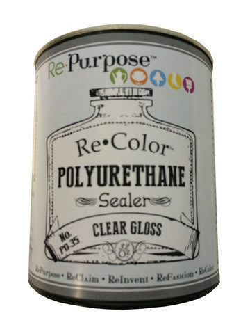 RePurpose Poylurethane Sealer - Niche Market Furniture - 1
