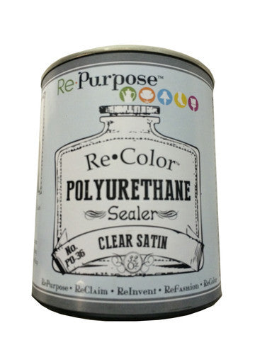 RePurpose Poylurethane Sealer - Niche Market Furniture - 2