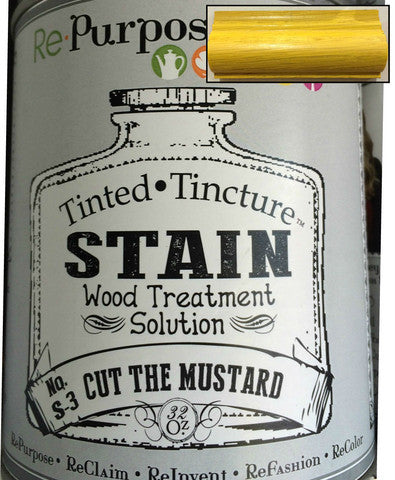 RePurpose Tinted Tincture Wood Stain - Niche Market Furniture - 3