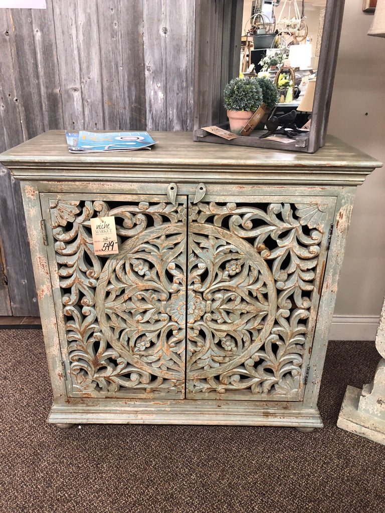 Bengal Manor 2D Wood Cabinet