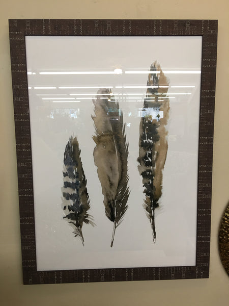 A Light Touch I Framed Print