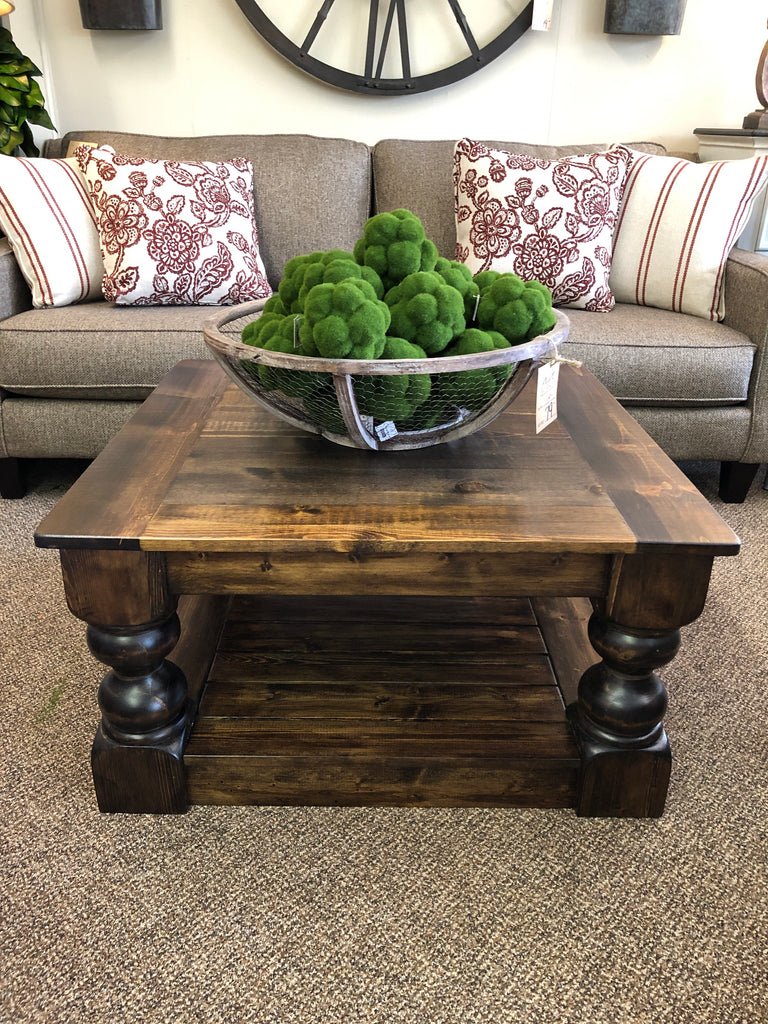 City Farmhouse Cocktail Table