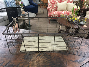 Medium Wire Nesting Basket