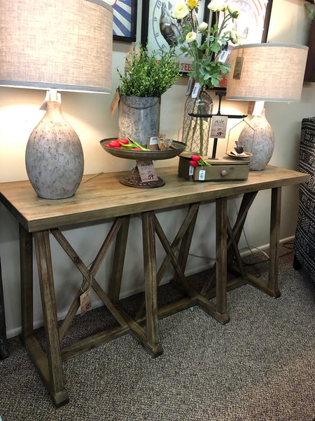 Cross Creek Sofa Table