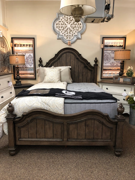 Parisian Marketplace Queen Bed