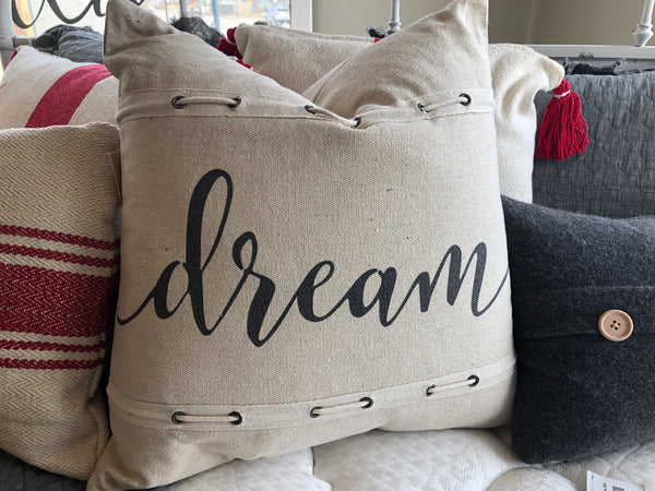 Dream Down Pillow