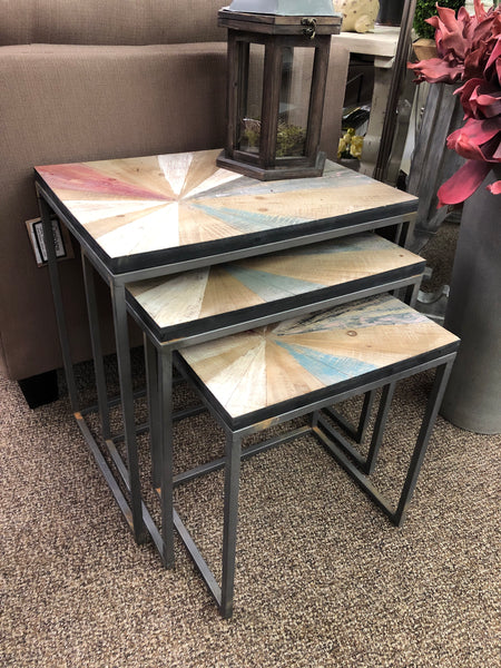 Cedar Point Nested Table Set