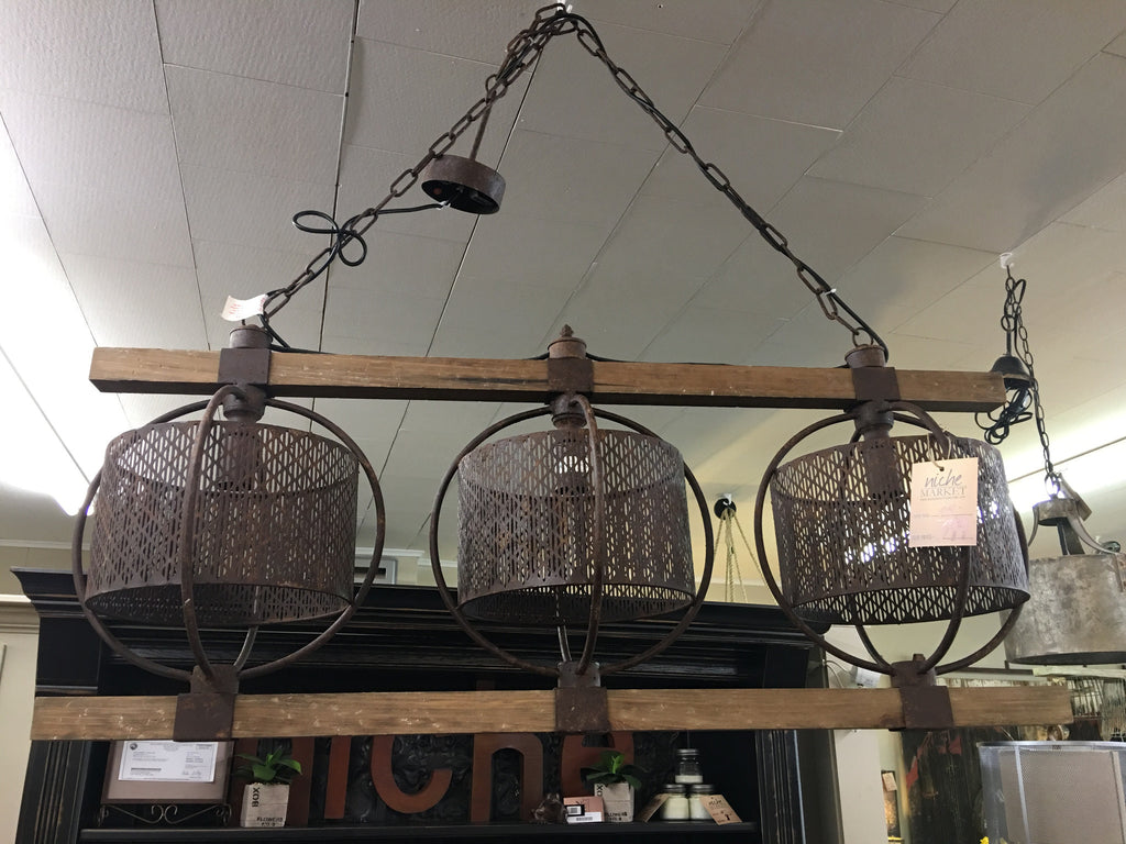 Steakhouse House Light Fixture
