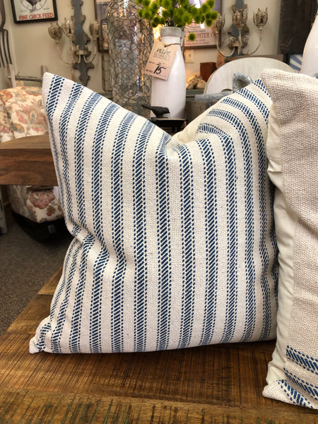 Indigo Down Pillow