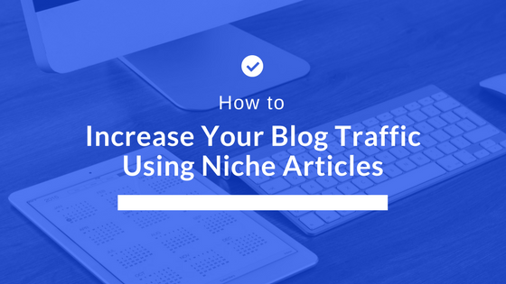 How to Increase Your Blog Traffic Using Niche Articles