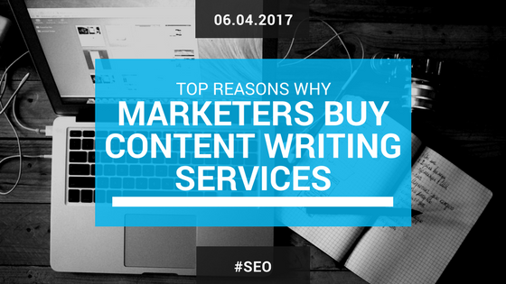Why Marketers Buy Content Writing Services at Article Blizzard