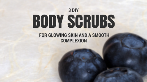 3 DIY Body Scrubs for Glowing Skin and A Smooth Complexion [500 Words]
