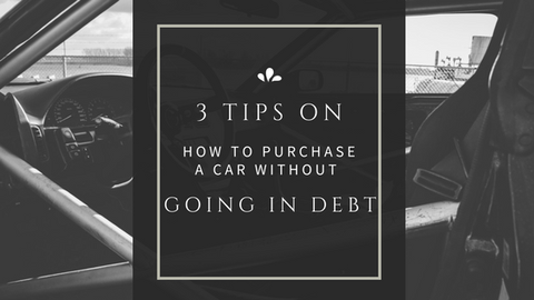 3 Tips on How to Purchase a Car without Going in Debt [585 Words] - article > 500 - Article Blizzard