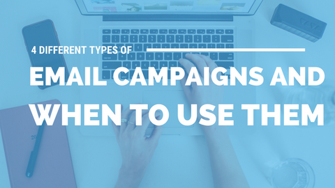 4 Different Types of Email Campaigns and When to Use Them [625 Words] - article > 600 - Article Blizzard