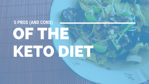 5 Pros (And Cons) Of the Keto Diet [519 Words] - article > 500 - Article Blizzard