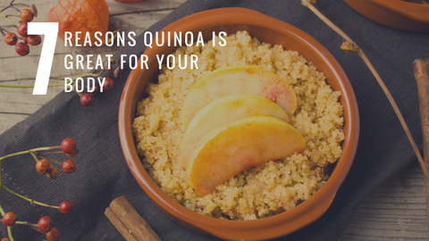 7 Reasons Quinoa Is Great for Your Body [535 Words] - article > 500 - Article Blizzard