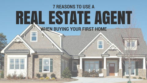 7 Reasons to Use a Real Estate Agent When Buying Your First Home [627 Words] - article > 600 - Article Blizzard
