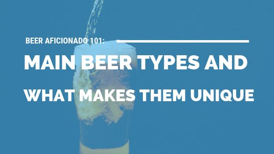Beer Aficionado 101: Main Beer Types and What Makes Them Unique [520 Words] - article > 500 - Article Blizzard