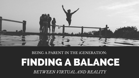 Being a Parent in the iGeneration: Finding a Balance between Virtual and Reality [875 Words] - article > 800 - Article Blizzard