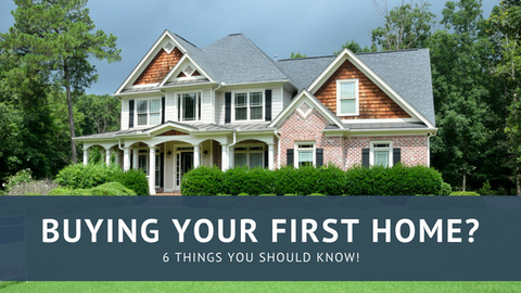 Buying Your First Home? 6 Things You Should Know! [509 Words] - article > 500 - Article Blizzard