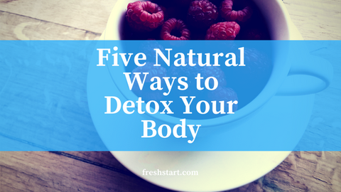 Five Natural Ways to Detox Your Body [520 Words]