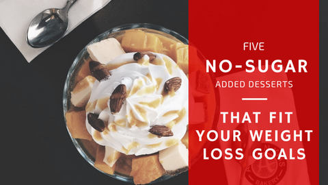 Five No-Sugar Added Desserts That Fit Your Weight Loss Goals [602 Words]