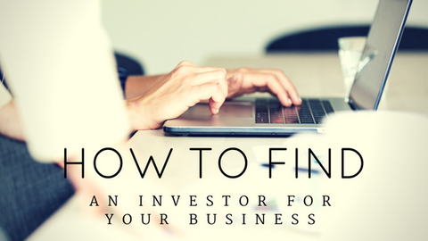 How to Find an Investor for Your Business [821 Words] - article > 800 - Article Blizzard