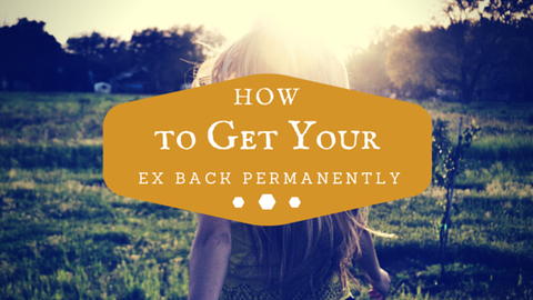 How to Get Your Ex Back Permanently [760 Words] - article > 700 - Article Blizzard