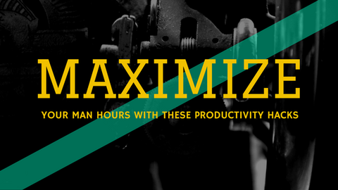 Maximize Your Man-Hours with These Productivity Hacks [657 Words]