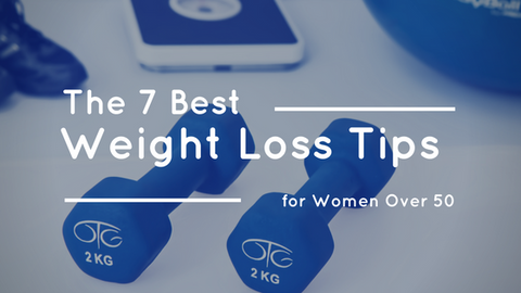 The 7 Best Weight Loss Tips for Women Over 50 [626 Words]
