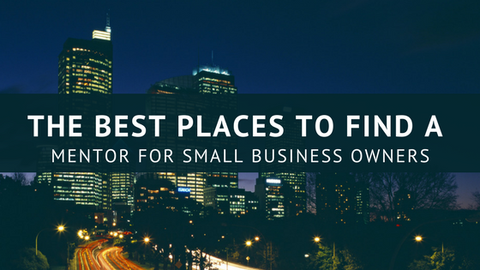 The Best Places to Find a Mentor for Small Business Owners [522 Words] - article > 500 - Article Blizzard