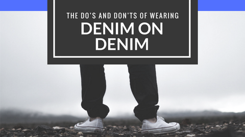 The Do's and Don'ts of Wearing Denim on Denim [547 Words] - article > 500 - Article Blizzard