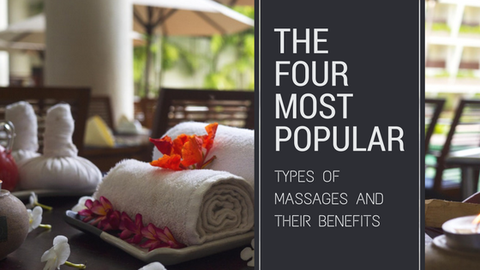 The Four Most Popular Types of Massages and Their Benefits [524 Words] - article > 500 - Article Blizzard