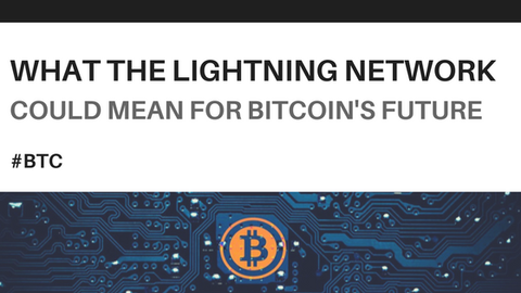 What the Lightning Network Could Mean for Bitcoin's Future [525 Words]